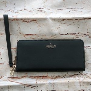 Kate Spade Connie Slim Continental Wallet Wristlet